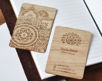 10 Business cards, custom business cards, blank business card, personalised card, business card, wooden business cards