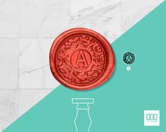 Royal Letters - Design OD Wax Seal Stamp (DODWS0183)