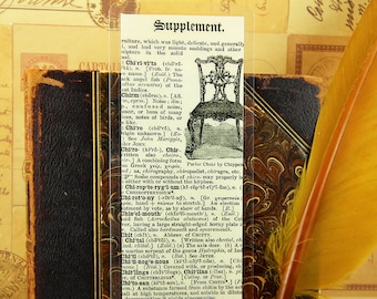 BOOKMARK - Dictionary 1907