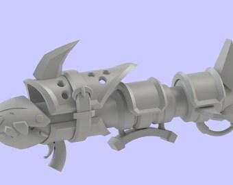 Jinx Fishbones prop