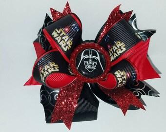 Darth Vader Hairbow
