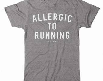 Allergic To Running!