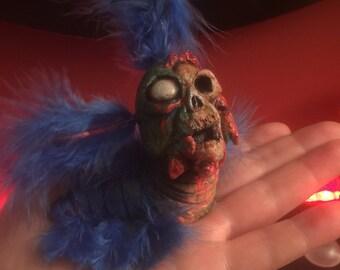 Labyrinth worm zombie