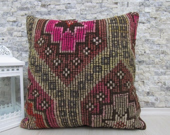 turkey pillow kilim pillow cover 20 x 20 decorative pillow for couch home decor bohemian pillow turkey embroidery design