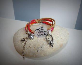 """Bracelet """"Mother's day"""""""