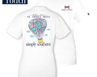 Simply Southern Youth Preppy Balloon