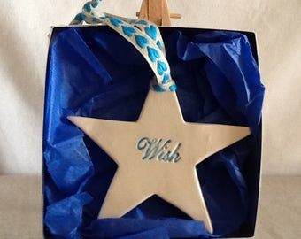 Wish on a star Mother's Day, birthday gift