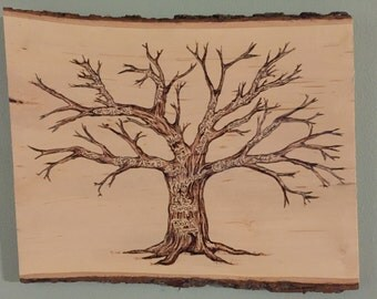 Personalized Family Tree, Wood Family Tree, Wedding Guest Book Alternative, Family Tree Sign, Family Tree Wall Art,Wood Guest Book,Genealogy