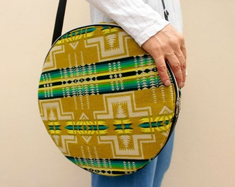 15in protective drum bag, drum case, padded drum bag, tribal drum bag, bag for frame drum, bag for shaman drum, adjustable strap