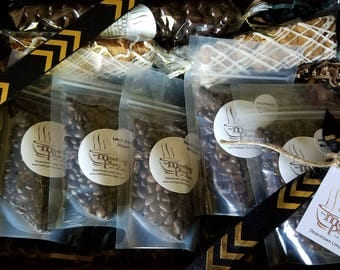 Coffee Gift Basket, Gourmet Coffee Sampler, Coffee Gift Basket, Perfect for Dad, Gift for Husband, Gift for Boyfriend, Gift for Son