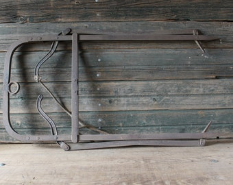 Trolley harpoon fork