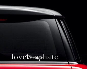 Custom Car Decals Etsy - Custom car bumper stickers