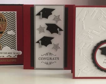 Various Graduation Cards