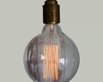 Edison Filament Bulb - XL Squirrel Cage Globe