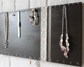 "Jewelry Board/jewellery holder ""coffee"""