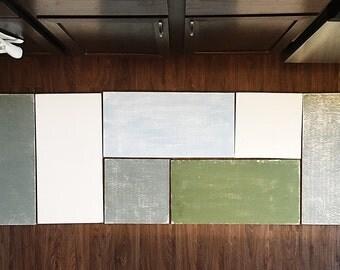 Custom Wood Framed Sign