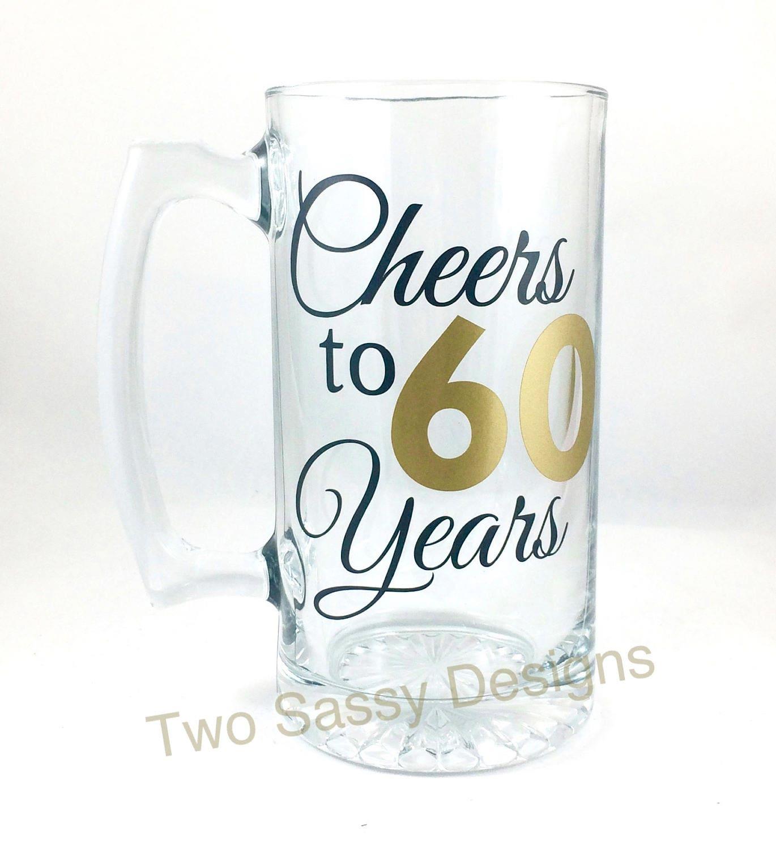 Th Birthday Beer Glass