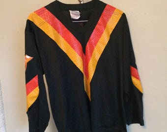 "Early 80s Vancouver Canucks ""V"" Jersey"