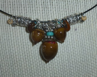 Acorn Necklace #31