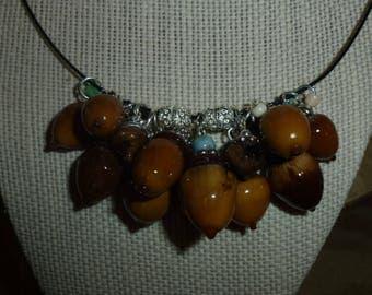 Acorn Necklace #301