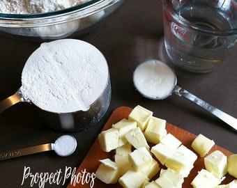 Baking Styled Stock Photography| Pie Ingredients stock photos| Instagram photos