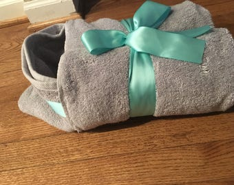 Customizable Baby Towel