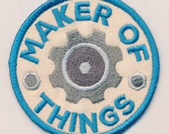 Adventure Merit Badges - Maker Of Things