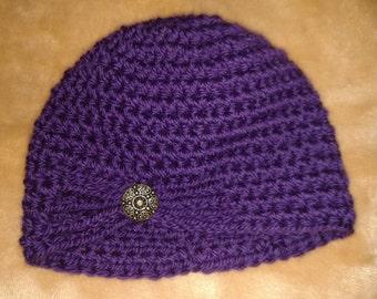 Crochet Hats (3-6 months)