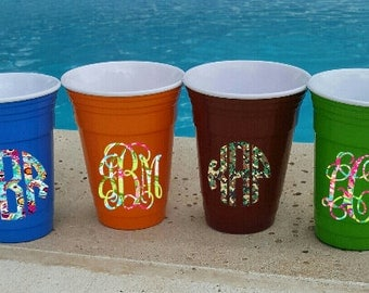 Solo Type Tumbler, Customized Tumbler, Personalized Cup, Monogrammed cup,  Double Wall Solo Type Cup,Reusable Cup