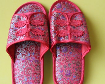 Never Worn Oriental Slippers