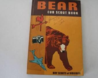 Bear Cub Scout Book, 1967