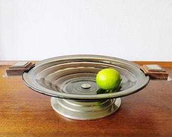 Art Deco fruit bowl 1930