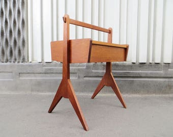 Danish 60's sewing table