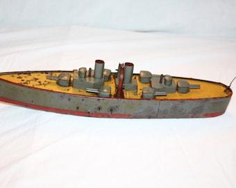 RARE Lehmann 1930 boat Germany