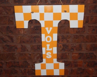 Tennessee VOLS Door Hanger