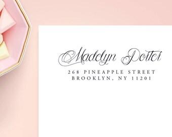 Return Address Labels, Custom Address Label, Return Address Label, Wedding  Address Labels,