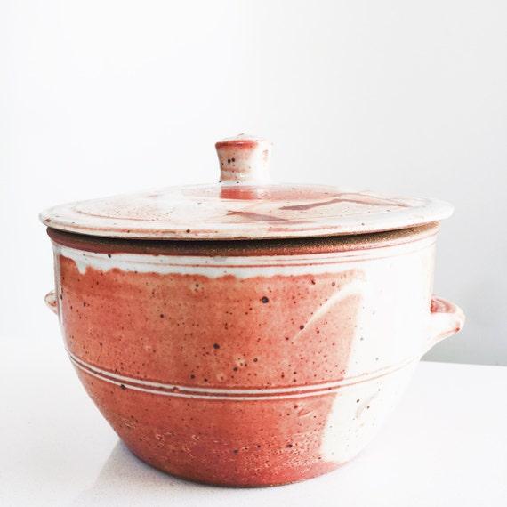 Shu Vintage Stoneware Serving Dish Large