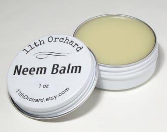 Neem Oil Balm - Ayurvedic