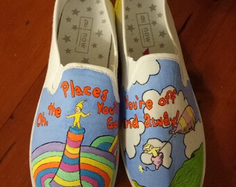Dr. Seuss Shoes