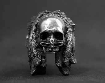 Asmat 'Ancestor' Skull