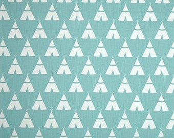 Teepee Contoured Changing Pad Cover   Woodland Nursery   Woodland Changing Pad Cover