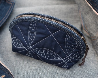 Hand quilting bag