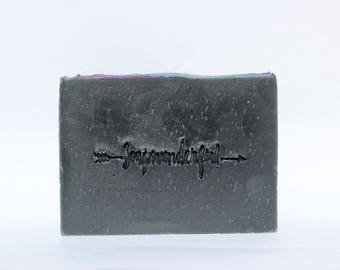 Black Magic Activated Charcoal Cold Process Soap