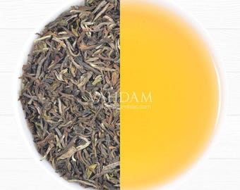 2017 Harvest,Glenburn Classic Darjeeling First Flush Black Tea,100% Pure Unblended Direct from the Glenburn Tea Estate, (50 Cups),3.53oz
