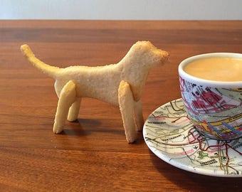 Cookie cutter 3D Labrador Dog