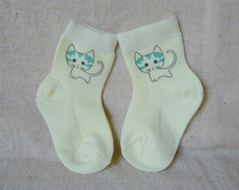 Cute baby socks. Soft cotton socks. kawaii infant socks. Newborn kids socks. Baby shower gift. baby boy girl socks. Baby footwear. birthday