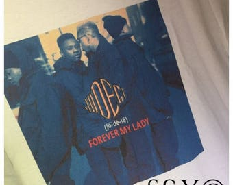 """Jodeci """"Forever My Lady"""" tee"""