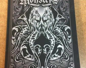 D&D Volo's Guide to Monsters Limited Edition Cover Dungeons Dragons 5e