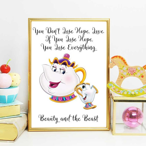 Disney Beauty And The Beast Quotes 44169 Loadtve