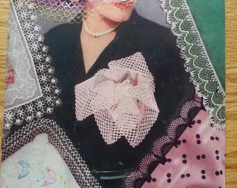 Edgings for handkerchiefs